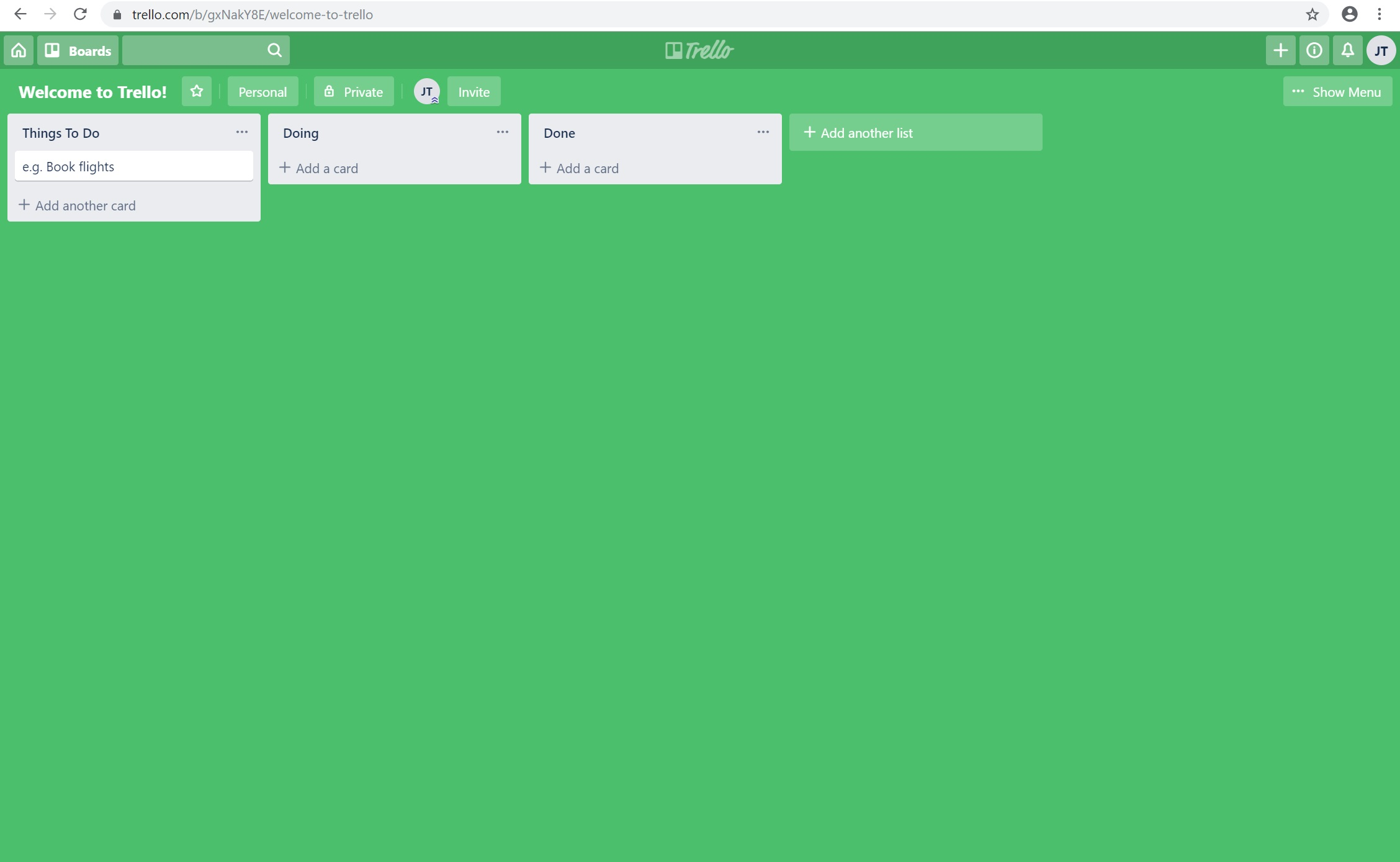 [Video] Using Trello for Projects